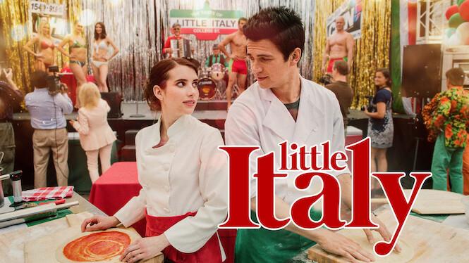 Little Italy on Netflix USA