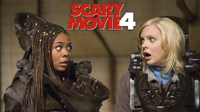 Scary Movie 4 on Netflix USA