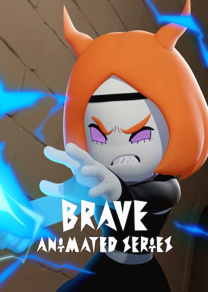 Brave Animated Series on Netflix USA