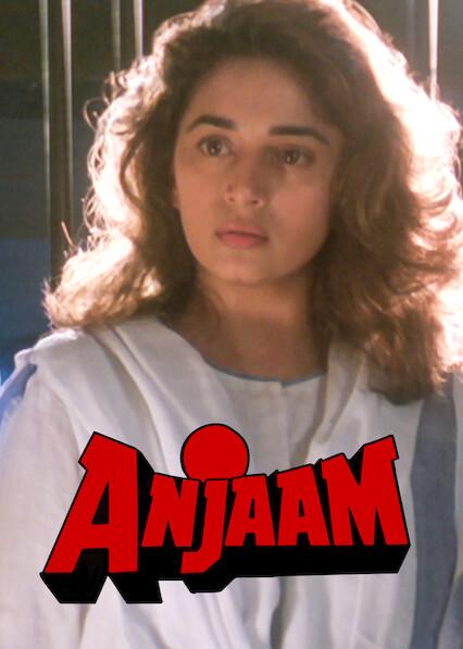 Anjaam on Netflix USA