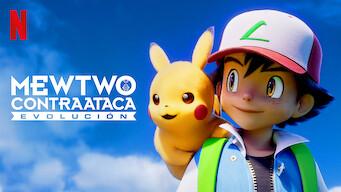 Pokémon Mewtwo contraataca: Evolución (2019)