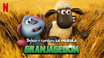 Shaun, el cordero: La película — Granjagedón (2020)