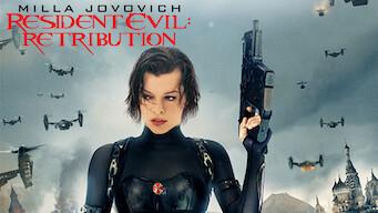 Resident Evil 5: La venganza (2012)