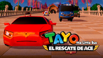 Tayo the Little Bus: El rescate de Ace (2016)