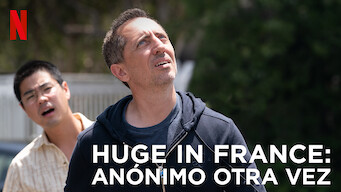 Huge in France: Anónimo otra vez (2019)